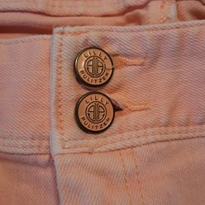 Lilly Pulitzer Jeans - Lilly Pulitzer Worth Skinny Mini Zip size 10
